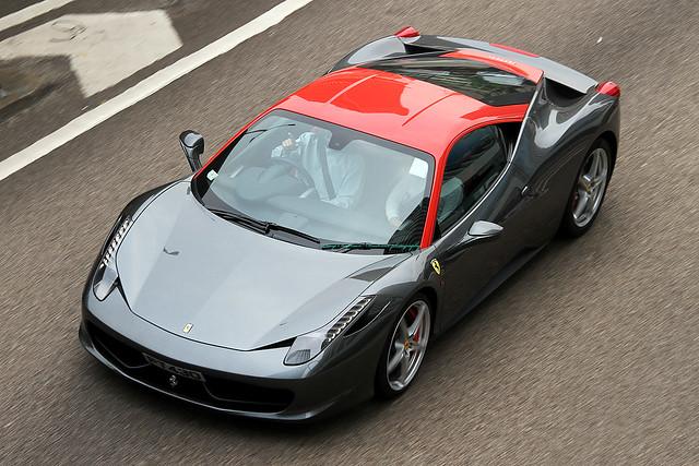 Ferrari 458 Italia,