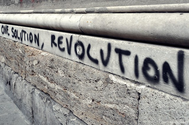 One solution, revolution..