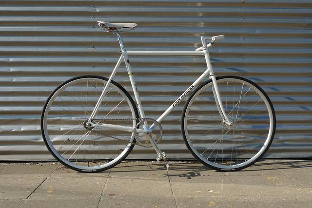 Rudi's Merckx Pista / Priest 1