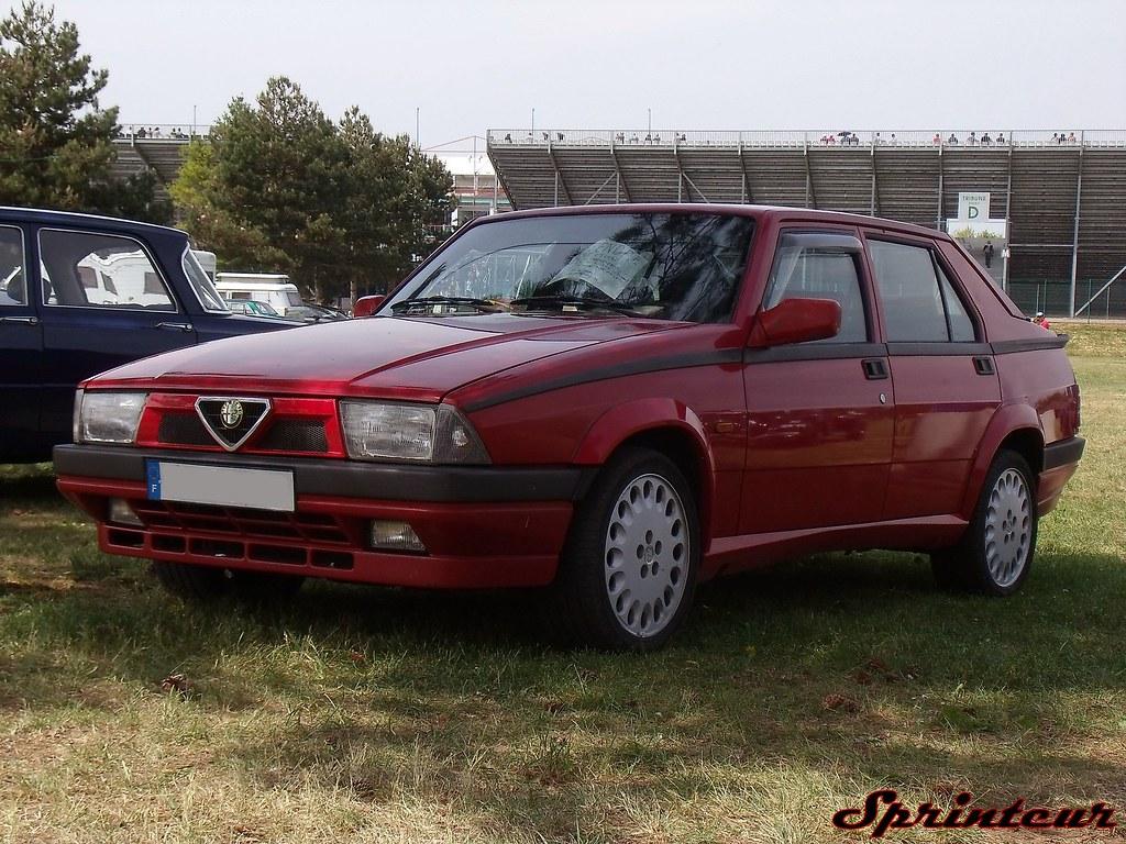 Alfa Romeo 75 2 4td Sprinteur Flickr