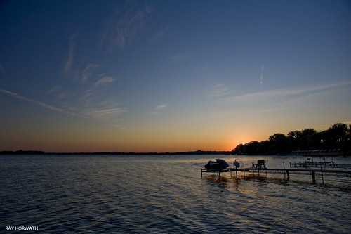 sunset water wisconsin nikon lakes nikkor beaverdamlake nikkorlens horwath wisconsinlakes d700 foxlaketownship rayhorwath mygearandmepremium nikkor20mmf28lens