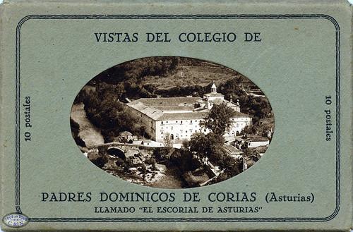 Tarjetas postales PP. Dominicos