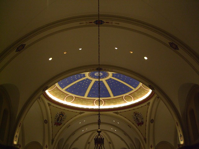 Immaculate Conception Chapel_Mount St. Mary's University & Seminary, Emmitsburg, MD