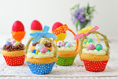 Easter Baskets and Nests