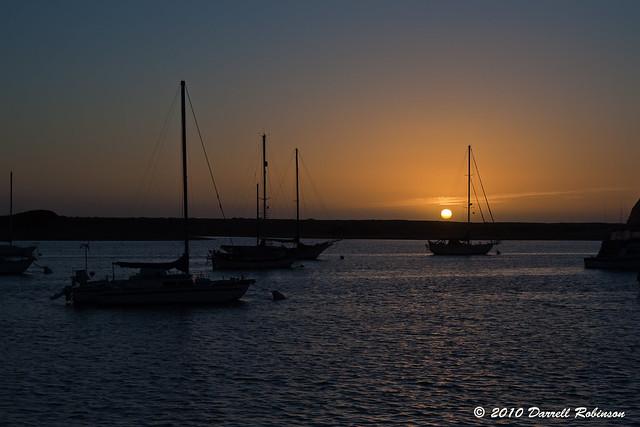 Morro Bay Sunset II