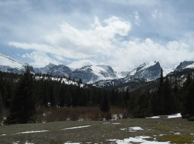Along the Bear Lake Road