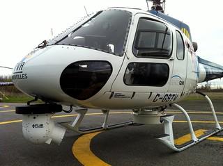 Eurocopter AS.350BA AStar C-GSTV 124/365