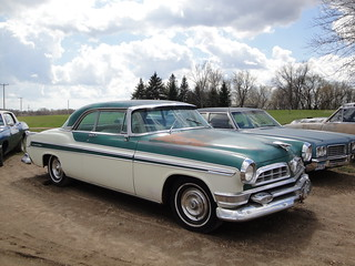 1955 Chrysler New Yorker Deluxe | by Crown Star Images