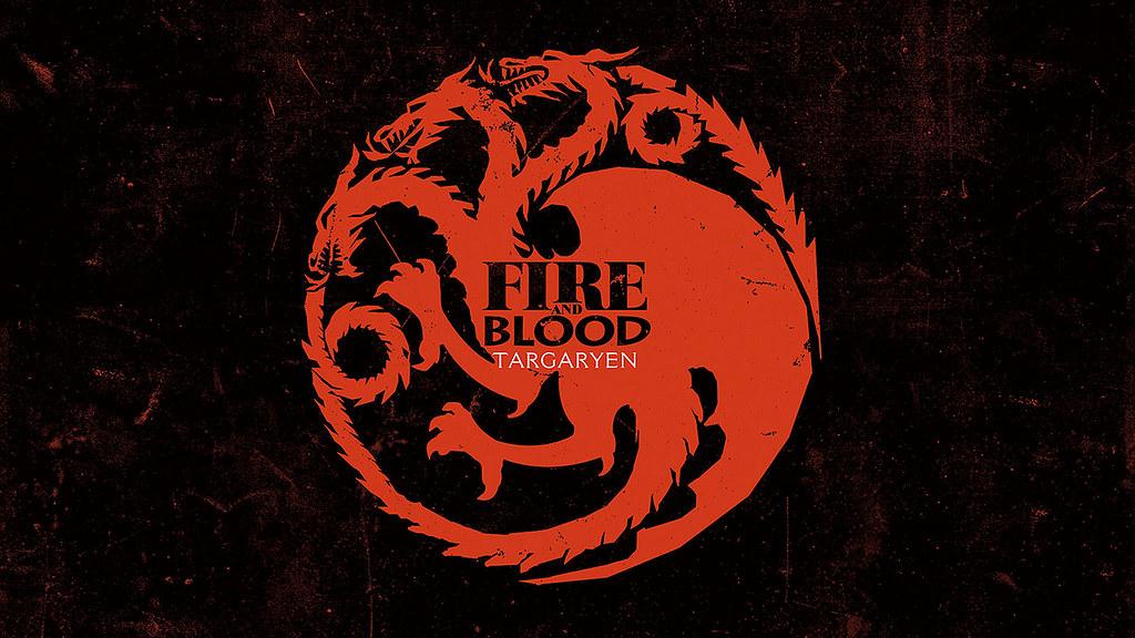 Game Of Thrones House Targaryen Widescreen Wallpaper