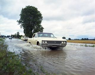 Flooding on Missouri Routes 5 and 40 (MSA)