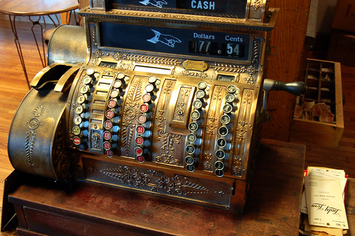 Cash Register | by taberandrew