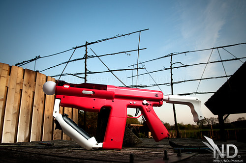 Future Weapon / Sony Sharp Shooter | by ND-Photo.nl
