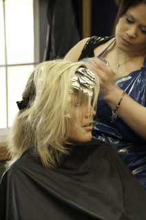 Hair Coloring by Bedazzled Salon & Day Spa, Roscoe, IL | by BedazzledSalonSpa
