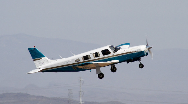 Piper Saratoga N430IN