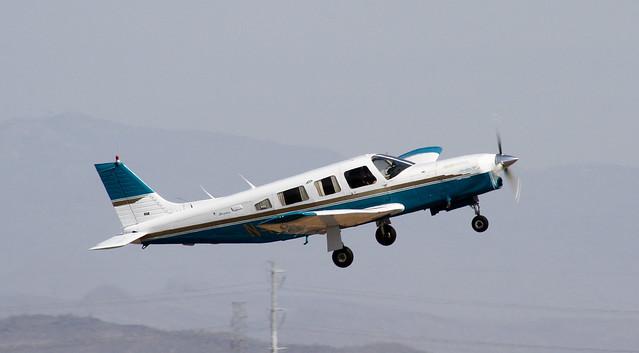 Piper Saratoga N430IN