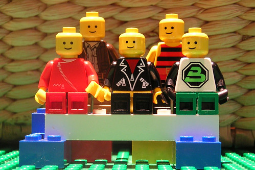 Lego Family | by the great 8