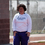 Coach Tina Johnson