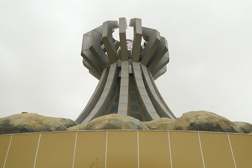 Monument to Victims of Saddam-Era Chemical Attack - Halabja -  Kurdistan - Iraq | by Adam Jones, Ph.D. - Global Photo Archive