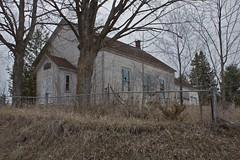 Saint James' United Church in Hood, Ontario
