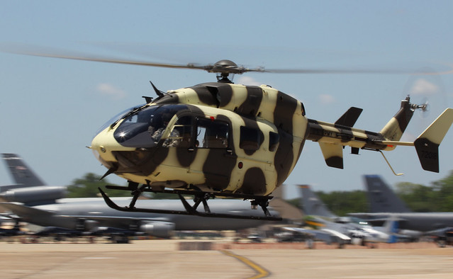 American Eurocopter UH-72 Lakota (EC-145) 72018 - A Company, 5th Aviation Battalion