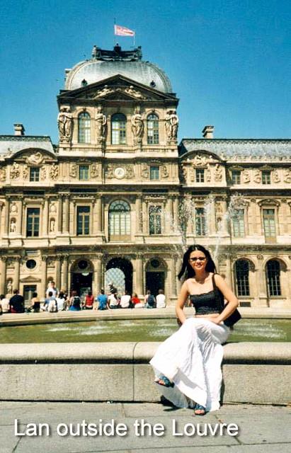 Ms N in Paris-France