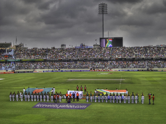 Bangladesh vs South Africa in HDR