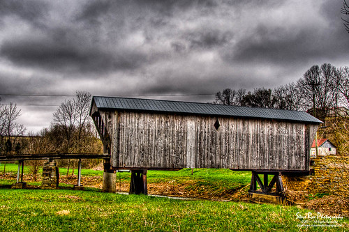 kentucky coveredbridge hdr