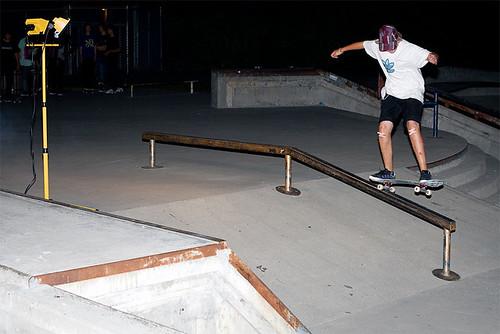 Kid 5-0 rail Abbot