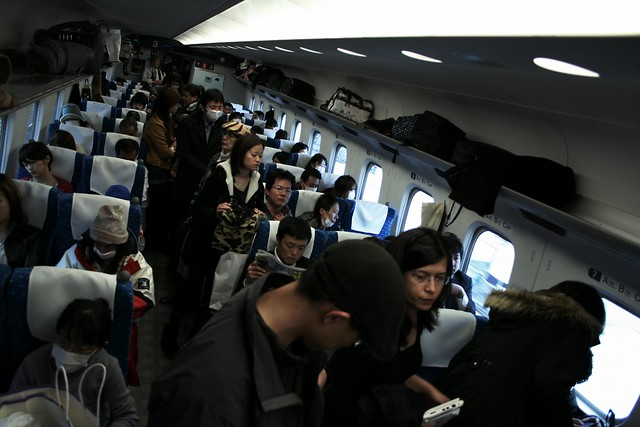 Exodus from Tokyo