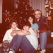 Stephanie, Randy, his mom and dad, early 80's.