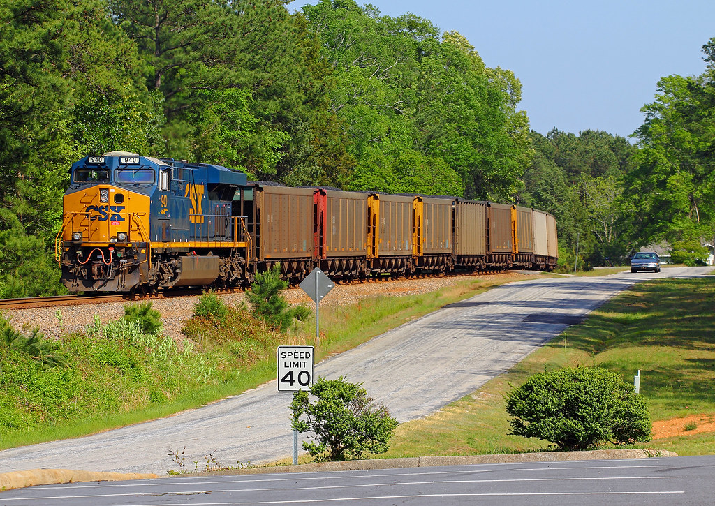 CSX DPU | The DPU end (stands for Distributed Power Unit) is