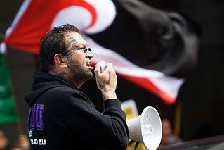 Wellington protest against oil drilling | by Newsbie Pix