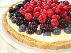 No-Fuss Fruit Tart