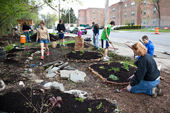 South End Earth Day 2011 - Albany, NY - 2011, Apr - 24.jpg by sebastien.barre