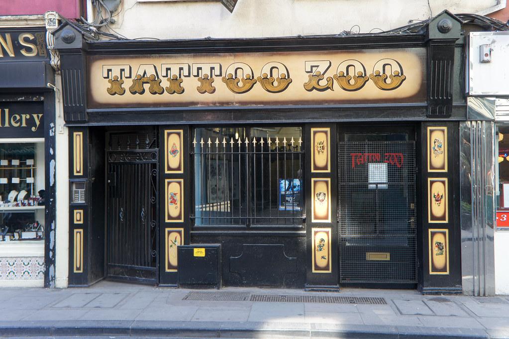 Tattoo Zoo Cork