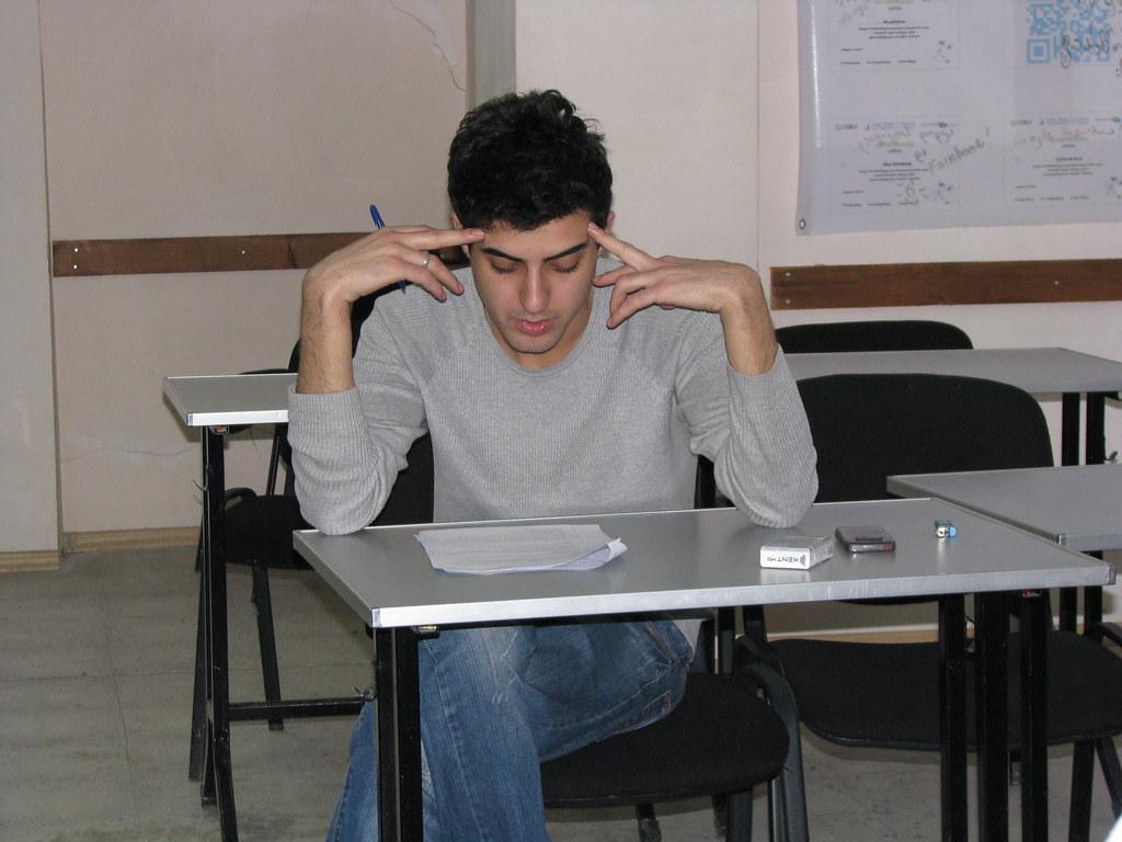PRSchool Exams_ IMC №1_January 2011