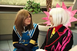 Tales of the Abyss cosplay from Anime Punch 2011 | by vrillusions