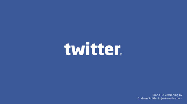 Twitter-Facebook Brand Re-versioning