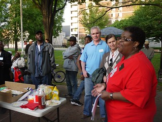Arlene Fisher at the West Baltimore Squares Spring Celebration | by West Baltimore Squares