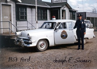 Territorial Police Ford Cruiser | by Alaska Law Enforcement Museum