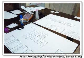 5B11_Papaer Prototyping for User Interface-02 | by kilokon.tw