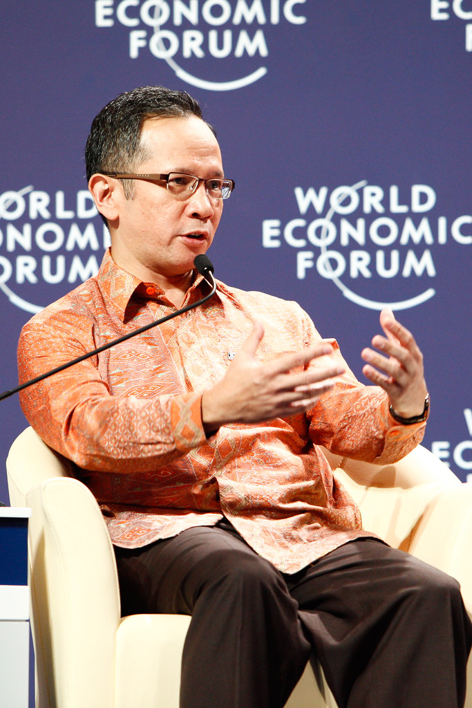 Mahendra Siregar - World Economic Forum on East Asia 2011