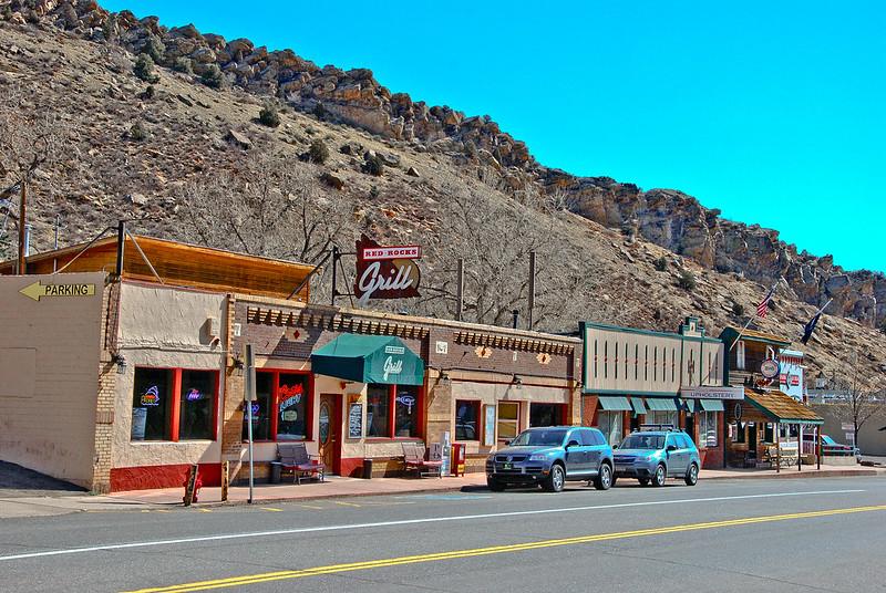 Town of Morrison, Colorado - USA