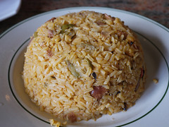 日, 2011-04-03 12:20 - Malecon Restaurant モーロ(赤豆入り)