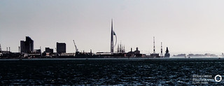 Portsmouth Harbour | by Hexagoneye Photography