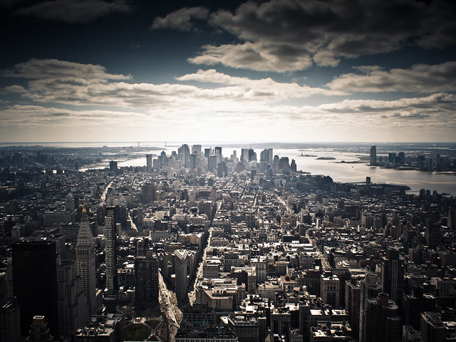 new york new york - so much to see from up above