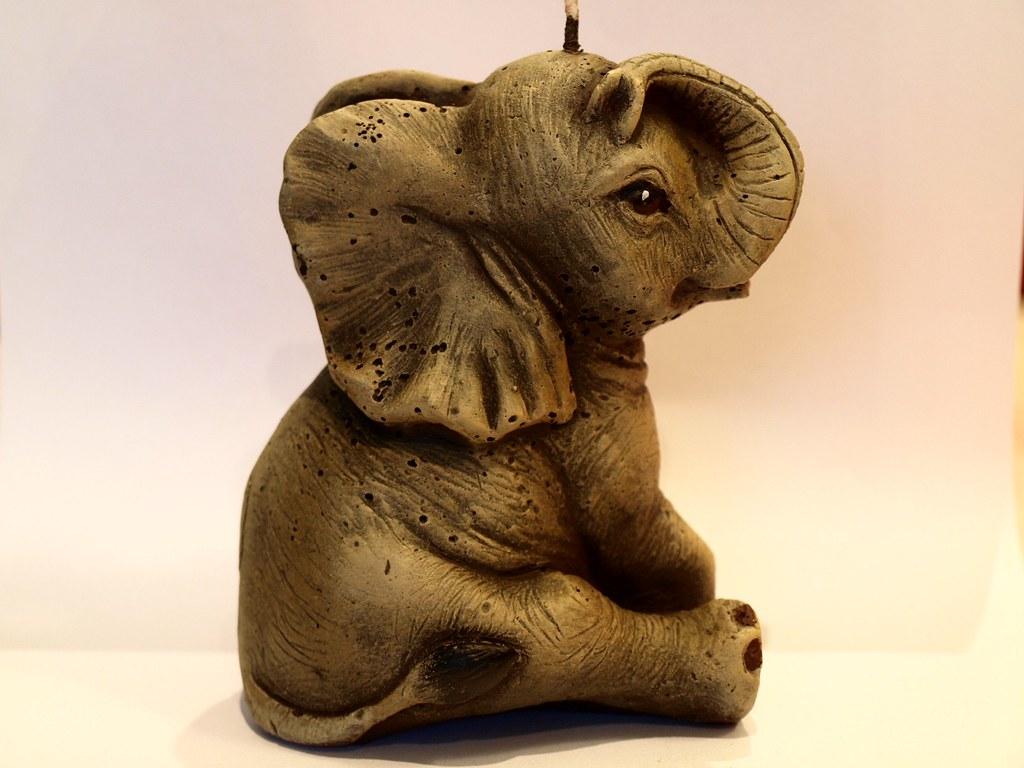 Kerzen Figuren.Kerzen Figuren Elefant1 Www Kerzengrosshandel Com Www