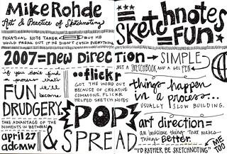 Sketchnotes+MikeRohde | by erinmhawkins