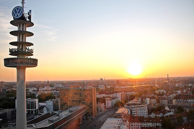 HANNOVER - ROOM WITH A VIEW