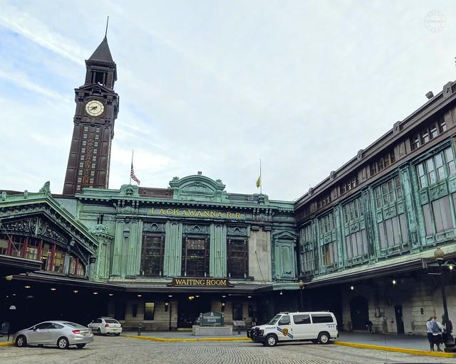 The Hoboken Terminal
